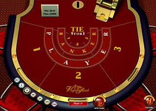 VEGAS RED Casino Online Games